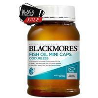 超值黑五、银联爆品日:Blackmores 澳佳宝 无腥味深海鱼油迷你胶囊 400粒