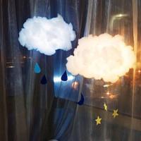 CHANSUNRUN 虔生缘 ins云朵灯 电池款