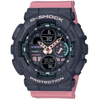超值黑五:CASIO 卡西欧 G-SHOCK GMA-S140-4AER 中性款运动手表