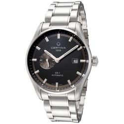 CERTINA 雪铁纳 DS -1系列 C0064281105100 男士机械腕表