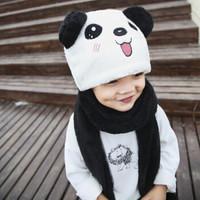 迈乐佳 儿童帽子围巾套装