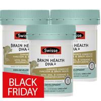 Swisse 儿童DHA+营养咀嚼片 30粒