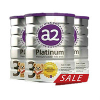 A2 白金系列 婴幼儿配方奶粉 3段 900g*3