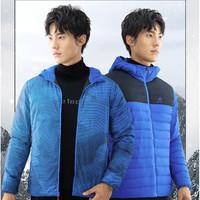 历史低价、京东PLUS会员:KAILAS 凯乐石 KG310101 男子800蓬双面羽绒外套