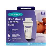 Lansinoh 母乳储存保鲜袋 存储袋 储奶袋/瓶 集乳袋100片