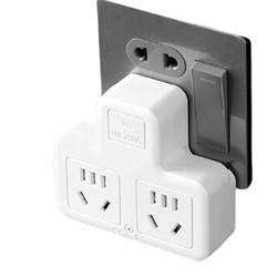 索西欧 多功能插座转换器 一转二