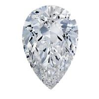 超值黑五、银联爆品日:Blue Nile 1.01 克拉梨形钻石(非常好切工 H 级成色 VS2 净度)
