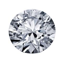 Blue Nile 5.21克拉 圆形切割钻石(理想切工、D级成色、VS1净度)