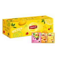 Lipton 立顿 环球水果茶缤纷装 30包 *3件