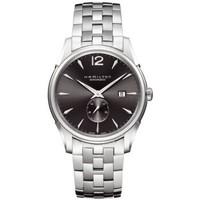 超值黑五、银联返现购:HAMILTON 汉米尔顿 爵士系列 H38655185 男士机械腕表