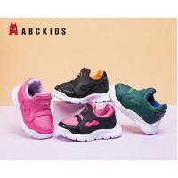 百亿补贴:Abckids 儿童运动棉鞋