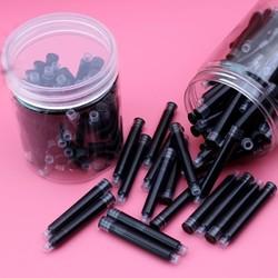 金豪  JH001 钢笔替换墨囊 50个装 2.6mm/3.4mm可选 送钢笔1支