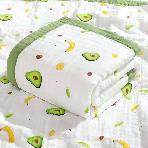 AWH 纯棉婴儿浴巾 110*110cm