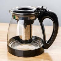 依芳曼 玻璃耐高温泡茶壶 1000ML