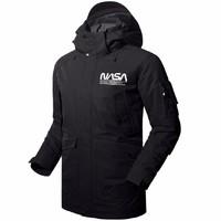 KAILAS 凯乐石 NASA联名款 KG050044 男款工装派克棉服 +凑单品