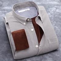 意宾 保暖加厚衬衫 男 多款可选