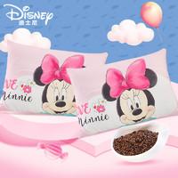 迪士尼 儿童决明子枕头枕芯+枕套