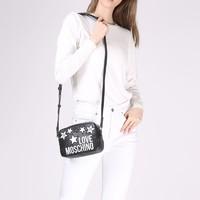 LOVE MOSCHINO JC4087 星形刺绣LOGO单肩包