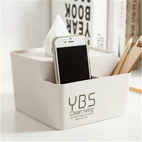 移动专享:桫椤 多功能纸巾盒 16*14.5*10cm *2件