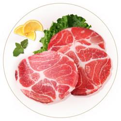 双汇 猪梅花肉片 500g