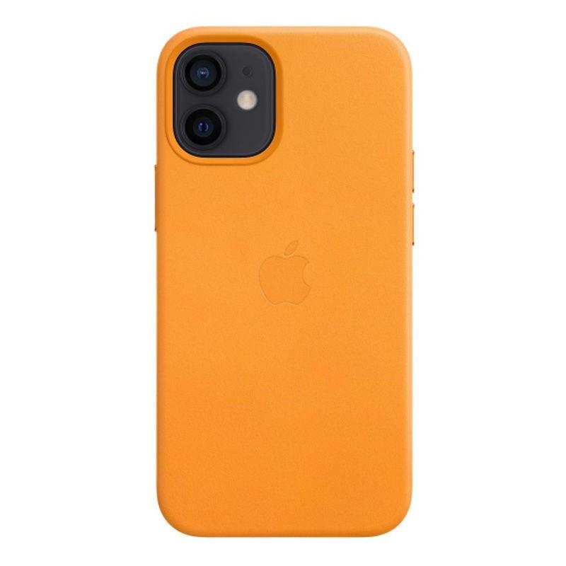 Apple 苹果 iPhone 12 mini 专用 MagSafe 皮革保护壳