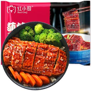 京东PLUS会员 : RedChef  红小厨  日式蒲烧鳗鱼    300g *5件