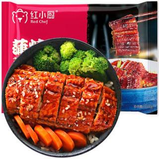 RedChef  红小厨  日式蒲烧鳗鱼    300g *5件