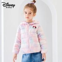 百亿补贴:Disney 迪士尼 儿童连帽羽绒服