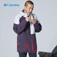历史低价:Columbia 哥伦比亚 WE0984 男子三合一滑雪冲锋衣