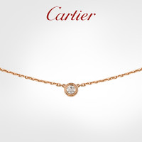 Cartier 卡地亚 Diamants Légers系列 B7224516 18K金钻石项链