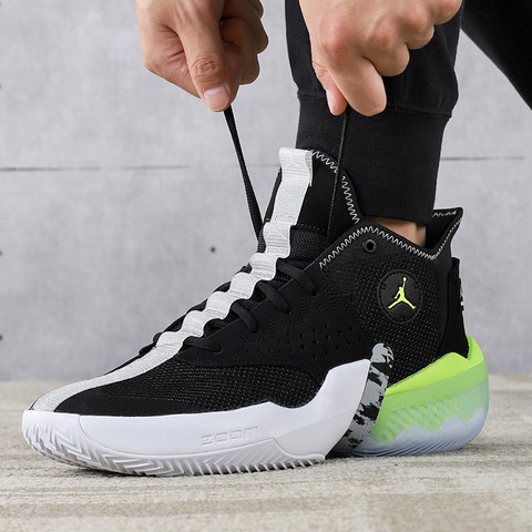 NIKE耐克2020秋新男JORDAN REACT ELEVATION PF 篮球鞋CK6617-002