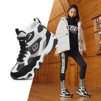 唯品尖货:斯凯奇D\'LITES系列时尚高帮绒里运动鞋