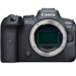 Canon 佳能 EOS R6 全画幅微单相机 单机身