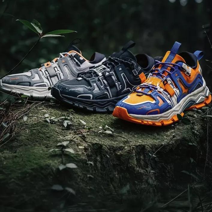 百亿补贴 : PEAK 匹克 态极探索者 E94071E 男子运动休闲鞋