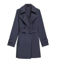 超值黑五、银联爆品日:Theory Oaklane Trench Coat 风衣外套