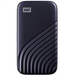 WD 西部数据 My Passport 随行SSD版 Type-C 固态移动硬盘 2TB