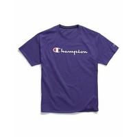 超值黑五、银联爆品日:Champion 冠军 中性款纯色短袖T恤