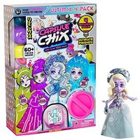 中亚Prime会员:Capsule Chix娃娃机扭蛋公仔 多关节可动人偶娃娃
