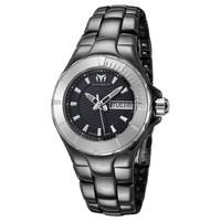 超值黑五、银联爆品日:TECHNOMARINE TM-110026C Cruise 女士休闲手表
