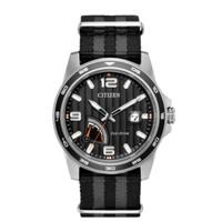 超值黑五、银联爆品日:CITIZEN 西铁城 AW7030-06E 男款光动能手表