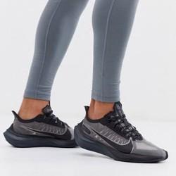 耐克 Nike Zoom Gravity 流线型 透气轻质缓震男士跑步鞋  运动休闲鞋 BQ3202-004 黑色 41码/US8