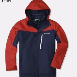 Columbia 哥伦比亚 WE1155 三合一冲锋衣 +凑单品