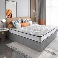 30日0点:SLEEMON 喜临门 私语 邦尼尔整网弹簧床垫 1.8m