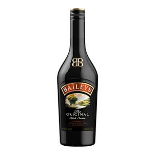 百利(Baileys)洋酒 百利甜酒 力娇酒配制酒 进口洋酒 奶油 原味700ml