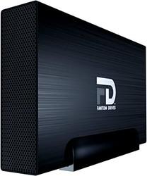 Fantom Drive Professional 8TB 7200RPM USB3.0/eSATA 铝制外置硬盘GFP6000EU3 6TB 7200RPM