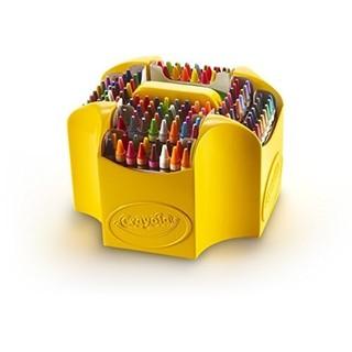 Prime会员 : Crayola 绘儿乐 Ultimate Crayon Case 彩色蜡笔 152色