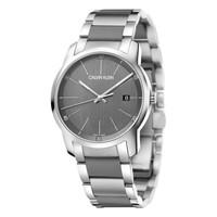 超值黑五、银联返现购:Calvin Klein 卡尔文·克莱  City K2G2G1P4 男士腕表