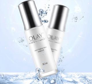 OLAY 玉兰油 水感透白光塑精华 30ml *3件