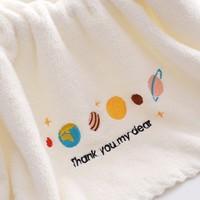 莱茵森 婴儿超柔速干浴巾