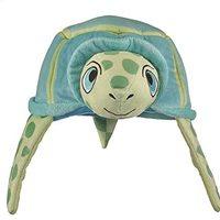 中亚Prime会员:Wild and Wonderful 绿海龟毛绒填充动物毛绒玩具